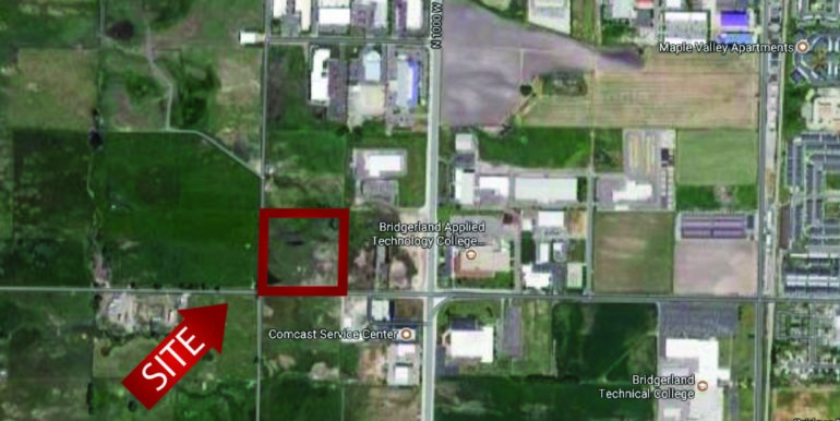 1034 Logan Industrial Land Map 1 outlined-01